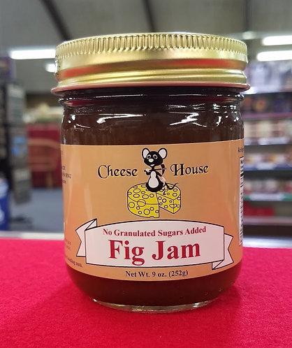 Sugar Free Fig Jam - 9 oz