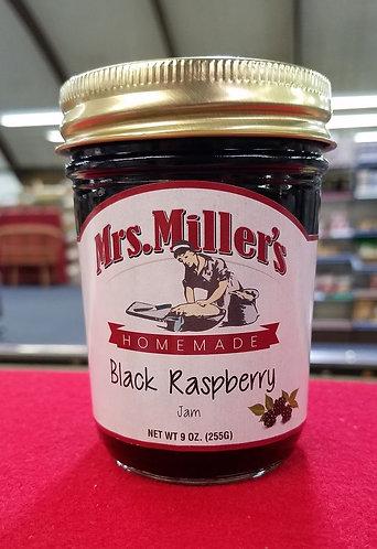 Black Raspberry Jam - 9 oz