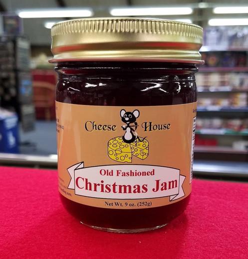 Christmas Jam.Christmas Jam 9 Oz