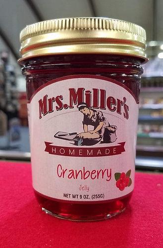 Cranberry Jelly - 9 oz