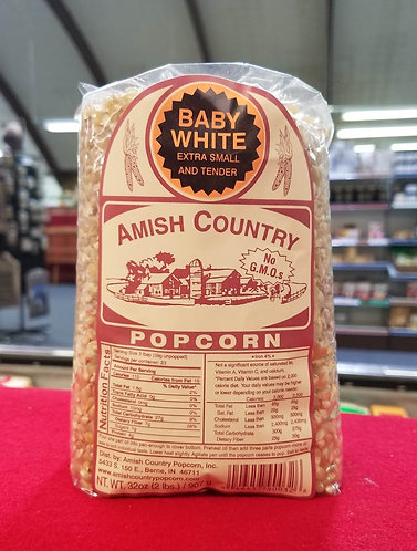 Baby White - 2 Pounds