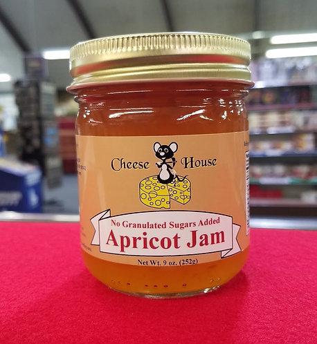 Sugar Free Apricot Jam - 9 oz