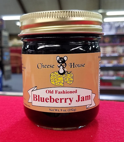Blueberry Jam - 9 oz