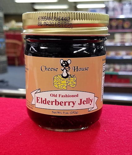 Elderberry Jelly - 9 oz