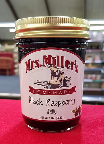Black Raspberry Jelly - 9 oz