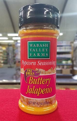 Buttery Jalapeno Popcorn Seasoning - 4.7 oz