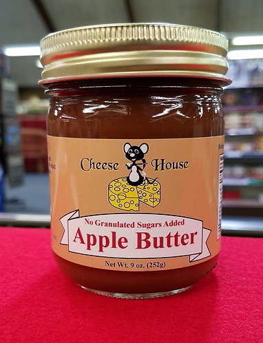 Sugar Free Apple Butter - 9 oz