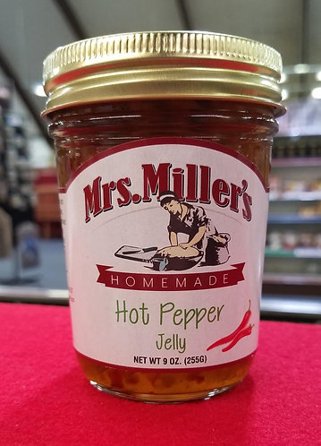 Hot Pepper Jelly - 9 oz