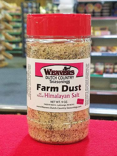 Farm Dust w/ Himalayan Salt - 9 oz