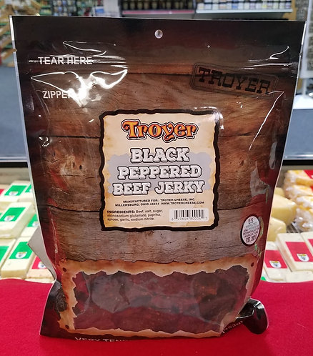 Black Pepper Beef Jerky - 1 Pound