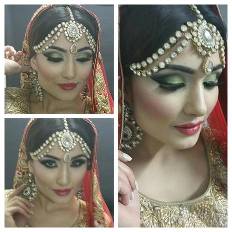 Asian Bride Makeup