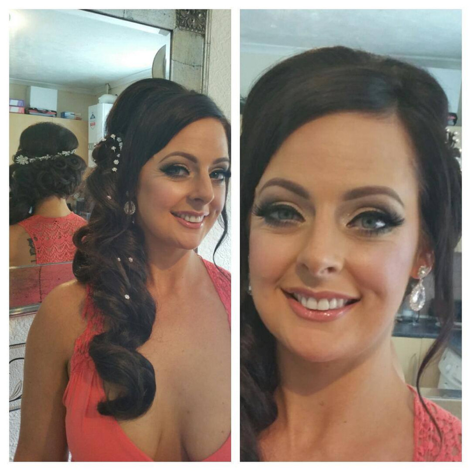 Special Event Makeup and hair