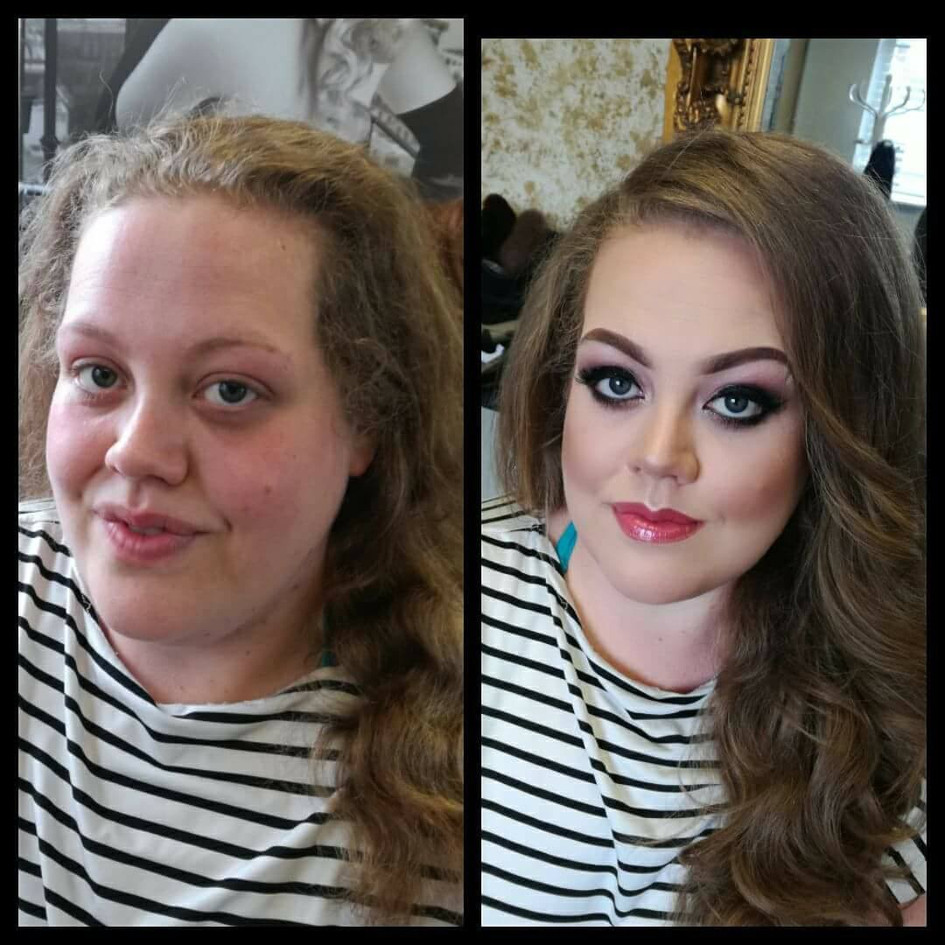 make up and hair my Divine Admiration