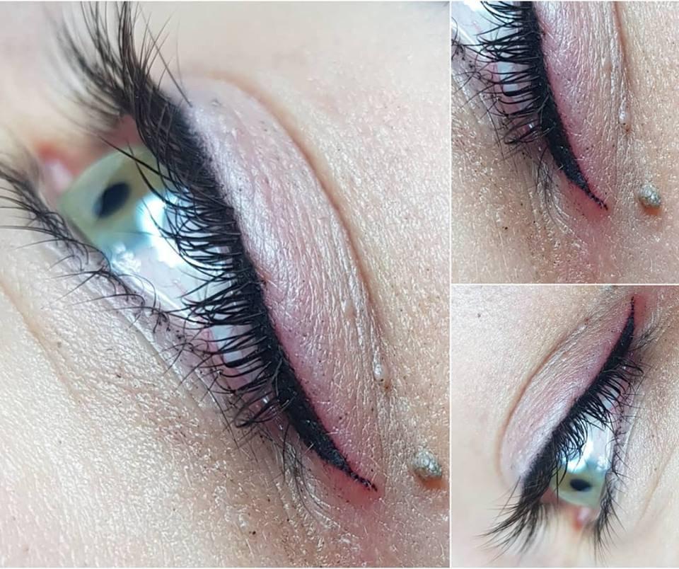 Semi-Permanent Eye Lash Enhancement