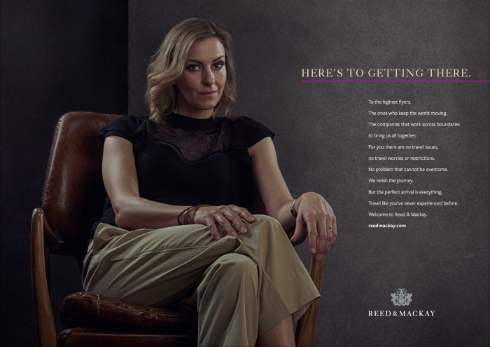 Client - REED & MACKAY