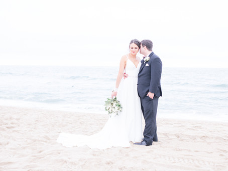 Adam & Ali \\ Ocean City, MD \\ Maryland Beach Wedding Photographer