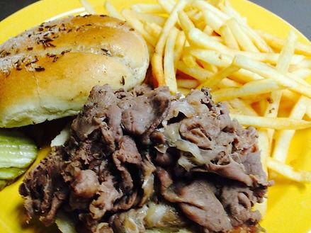 Beef on Weck | Ellicottville Restaurant | Slopeside EVL | Best BBQ