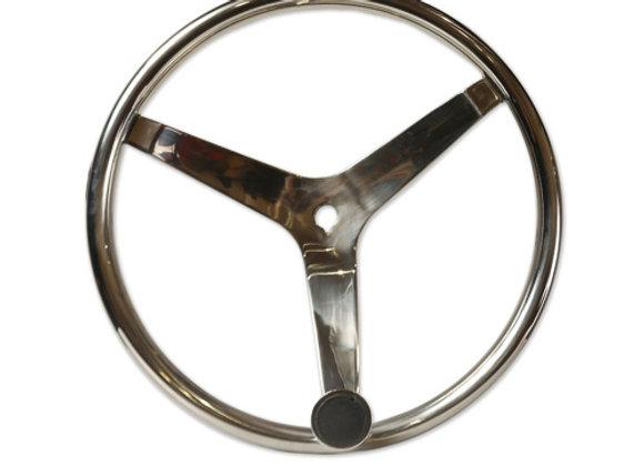 Stainless Steel Steering Wheel