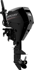 Mercury 15HP four stroke outboard engine