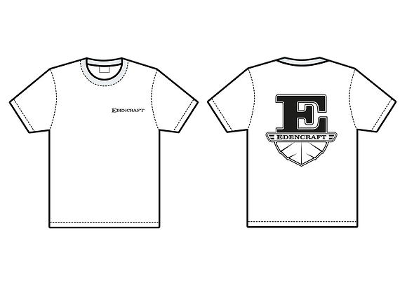 Edencraft Logo Tee