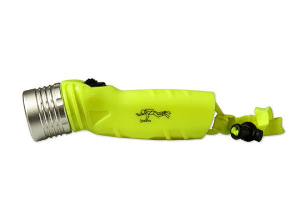 Waterproof diving torch