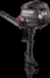 3.5HP Mercury Four Stroke Outboard