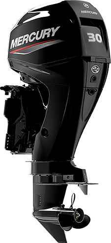 30HP Mercury Four Stroke Outboard motor