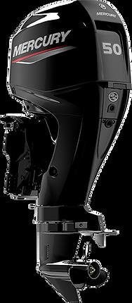 Mercury four stroke 50hp outboard motor