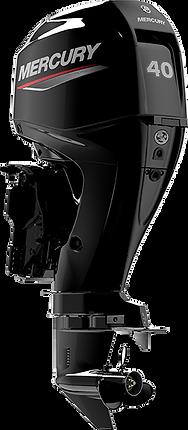 Mercury 40hp outboard motor