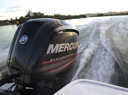 Mercury FourStroke Outboard boat engine