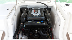 I have a MerCruiser 4.3 V6. What are the early signs my manifolds need changing?
