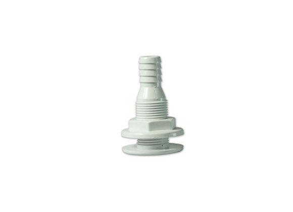 Plastic drain sockets