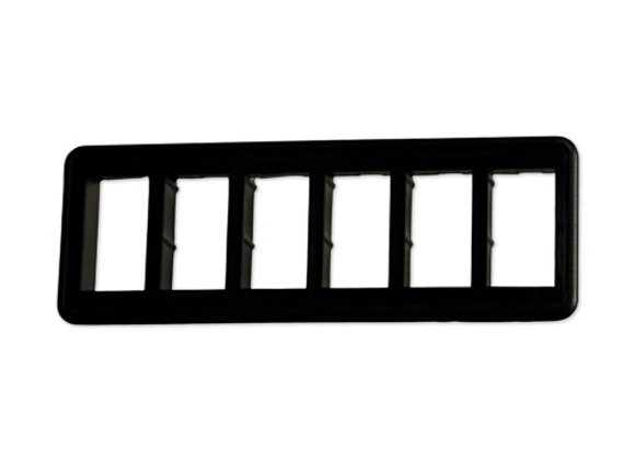 6 Way Switch Panel