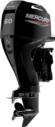 Mercury 60hp four stroke outboard motor