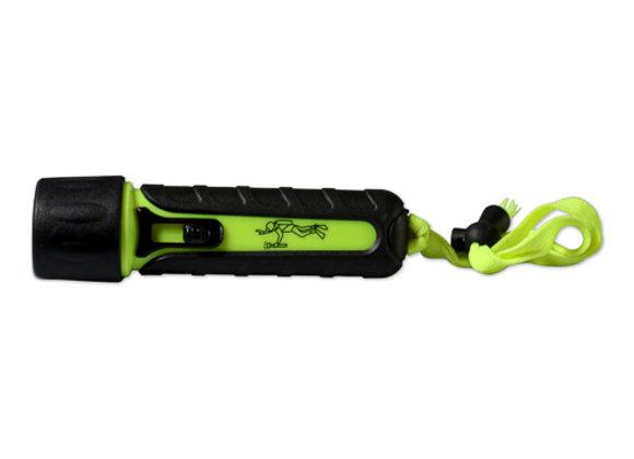 Waterproof diving flashlight (IP68)