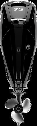 Mercury 75hp four stroke outboard boat motor