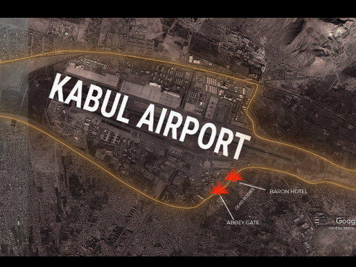 ISIS-K Bombed 140 and Killed U.S. Soldiers At Kabul Airport In Afghanistan