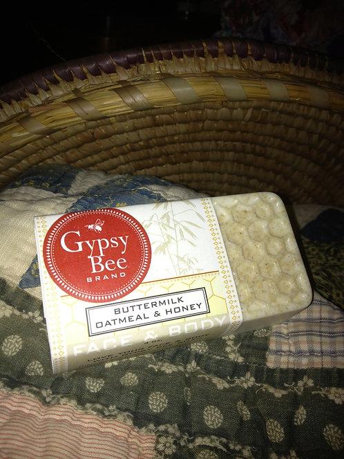 Buttermilk Oatmeal & Honey