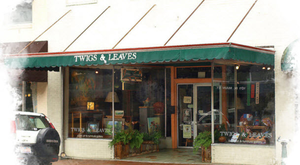 Twigs and Leaves Waynesville