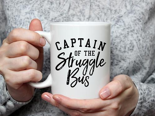 Captain of the struggle bug