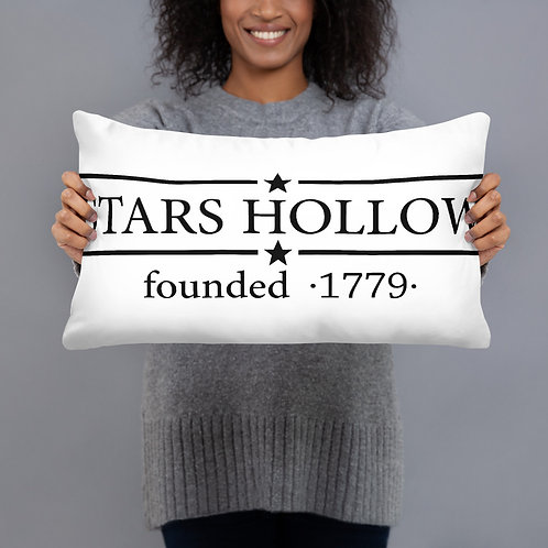 Stars Hollow Pillow