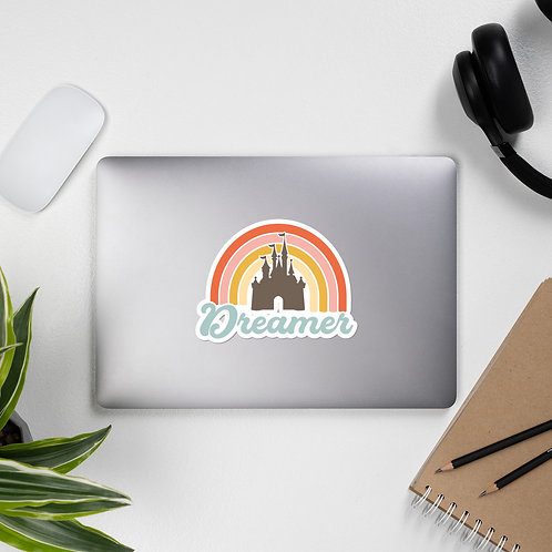 Dreamer Bubble-free stickers