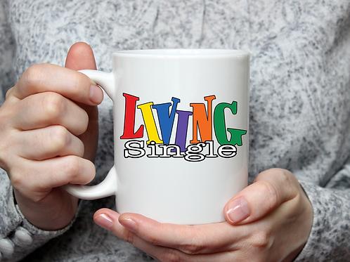 Living Single Mug