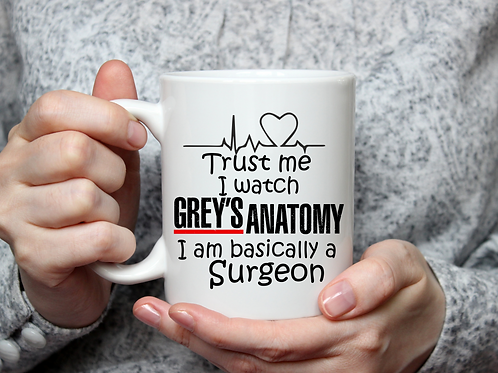 Grey's Anatomy Inspired