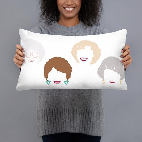 Golden Girls Inspired Basic Pillow