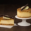 Bourbon Cheesecake