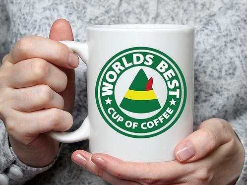 World's Best Cup of Coffee Mug