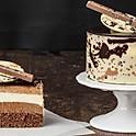 Gâteau Aux Trois Chocolat