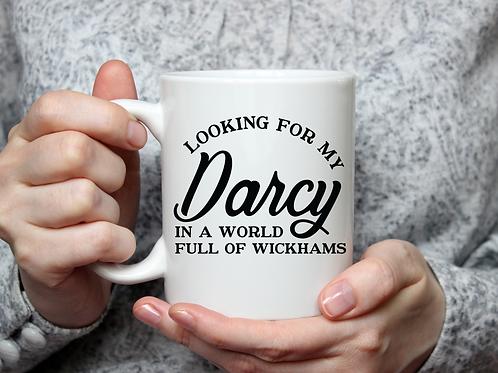 Looking for my Darcy Mug