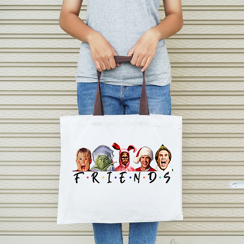 Friends Theme Christmas
